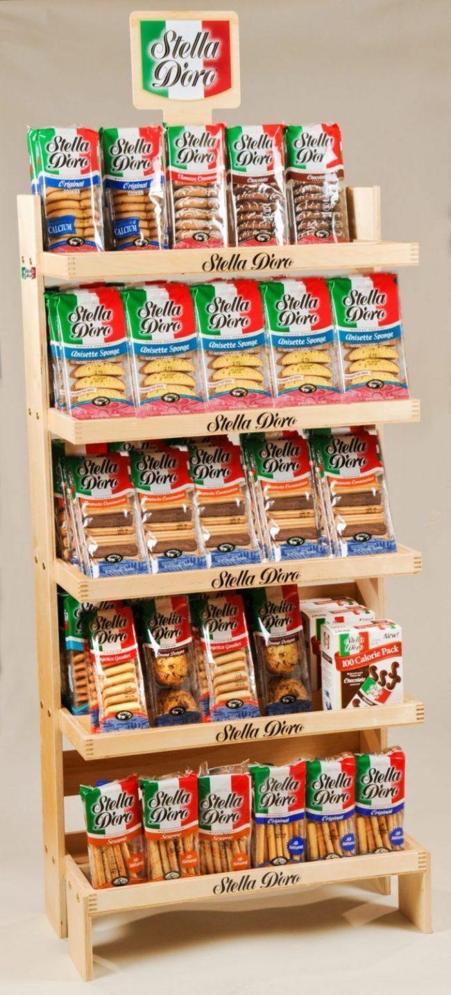 Specialty Food Display Rack